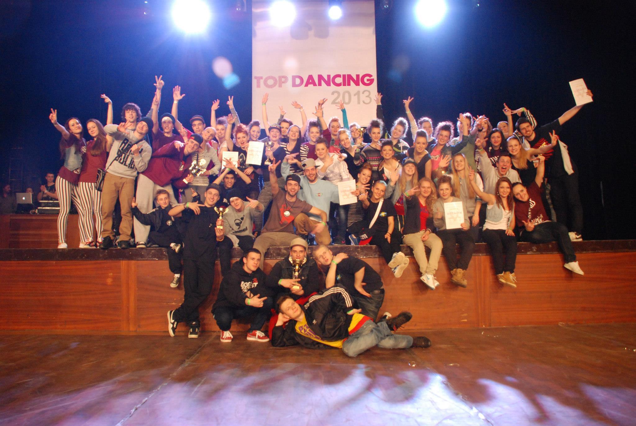top dancing