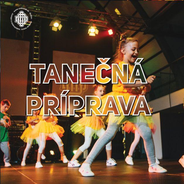Tanečná príprava Košice