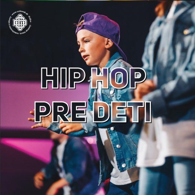 Hip Hop pre deti od 5 rokov