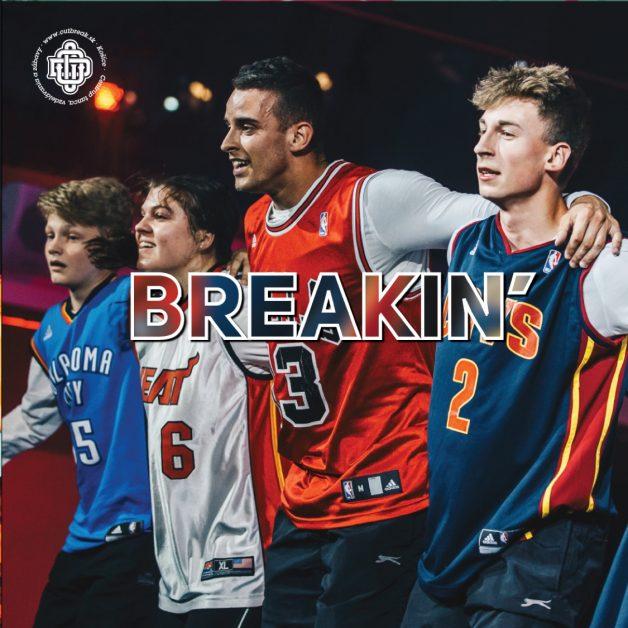 Breakdance Košice