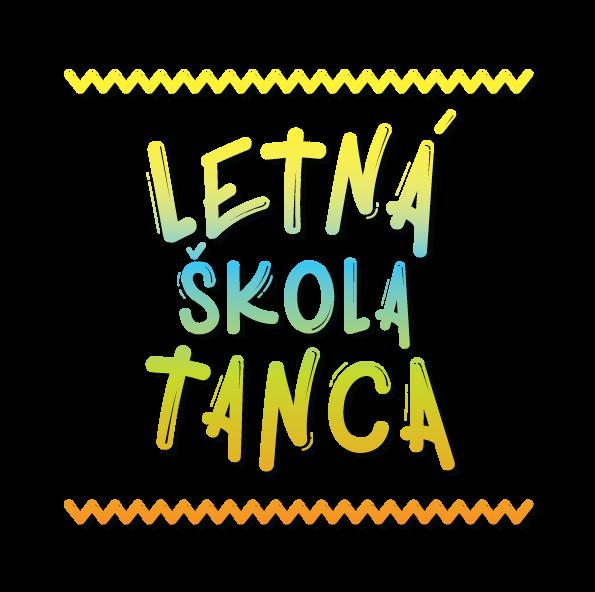 Logo - Letná škola tanca