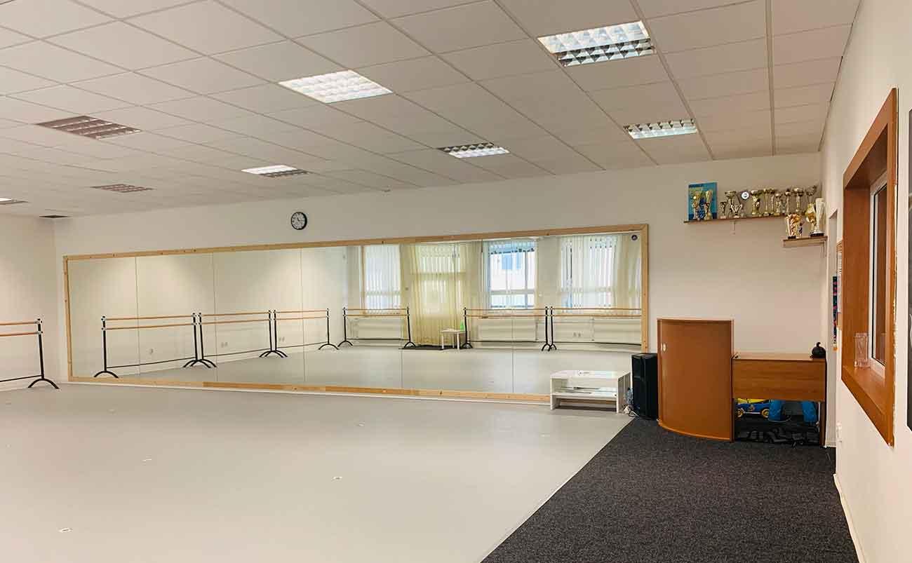 Prenájom tanečnej sály Košice